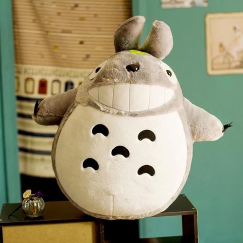 1米超大号龙猫公仔毛绒玩具
