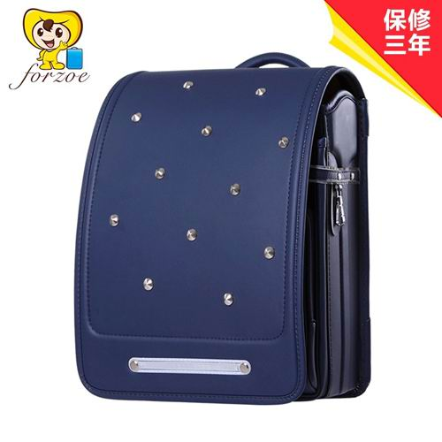 forzoe日本小学生书包1-3年级日式男女儿童双肩包
