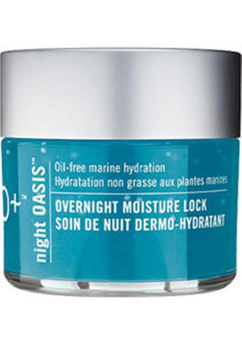 买1送2 h2o水芝澳 海洋水润晚安 睡眠 面膜50ml 补水保湿 修复