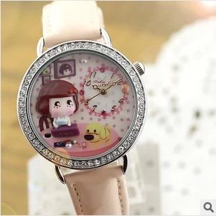 mini软陶手表