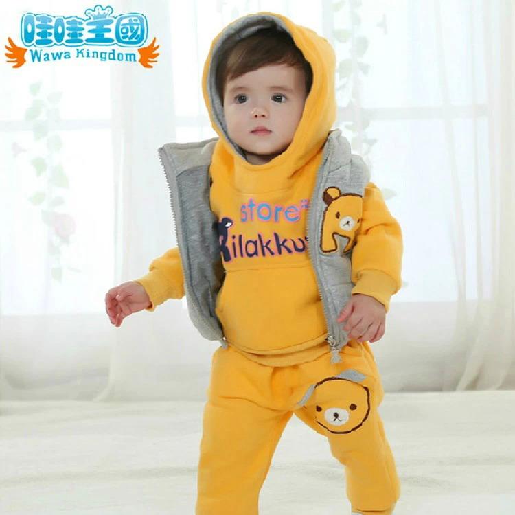 冬装婴儿衣服