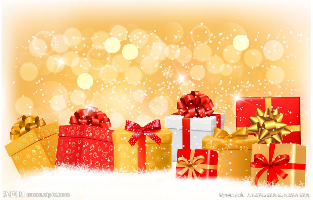 圣诞节送给她能许愿的礼物