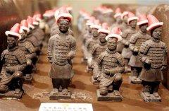 最强圣诞礼物:兵马俑巧克力