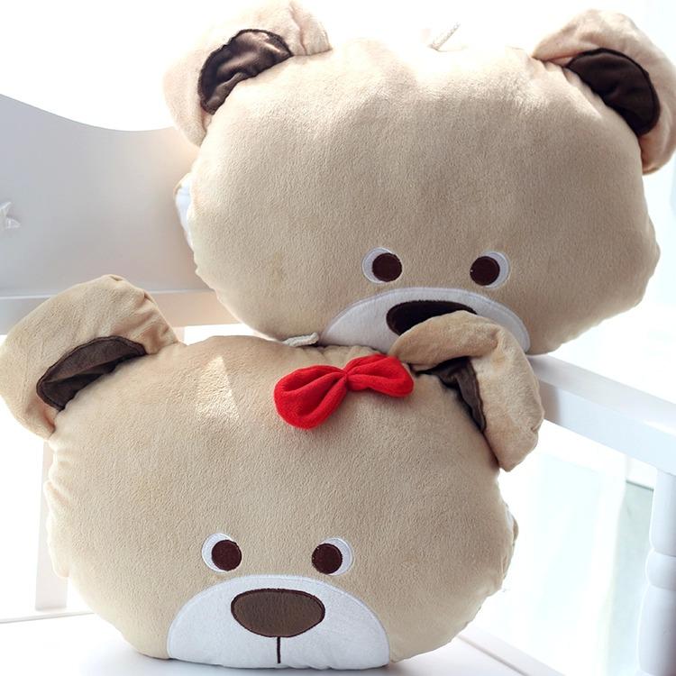 可爱小熊暖手宝