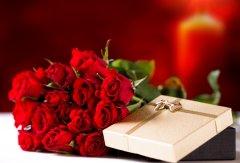 情人节送女友什么礼物?