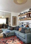 告别沉默客厅 春季沙发换装有妙招